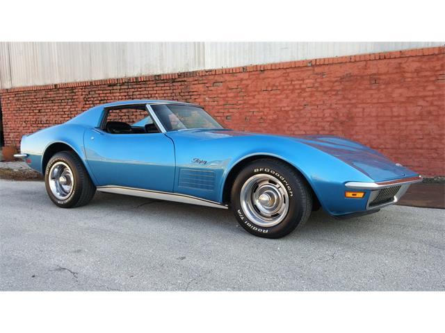 1971 Chevrolet Corvette | 927266