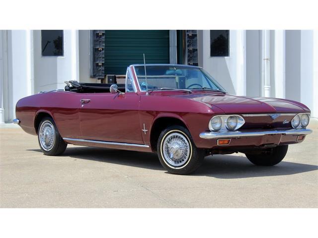 1966 Chevrolet Corvair Monza | 927271