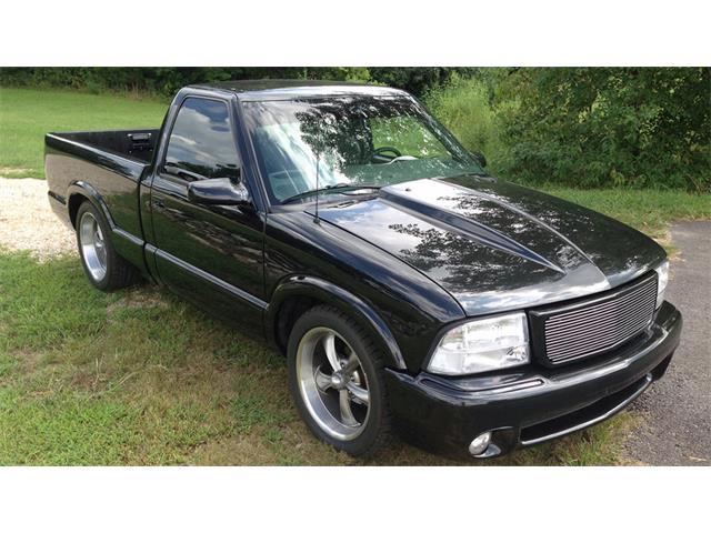 2000 Chevrolet S10 | 927275