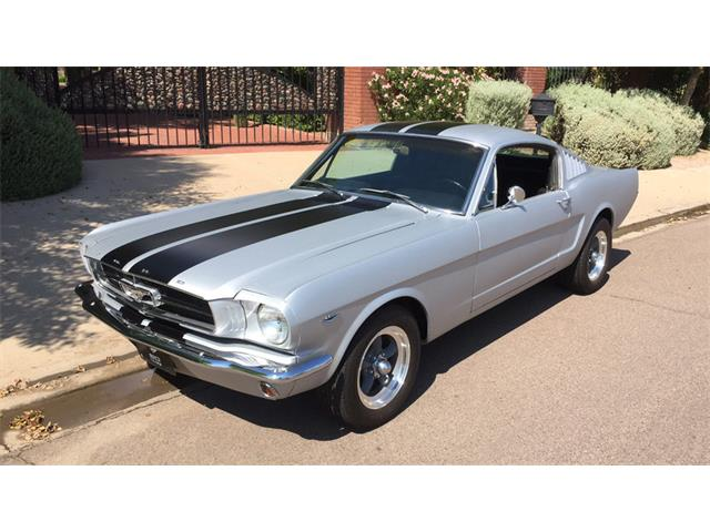 1965 Ford Mustang | 927276