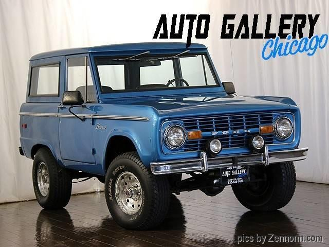 1974 Ford Bronco | 920073