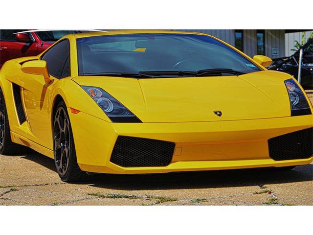2004 Lamborghini Gallardo | 927305