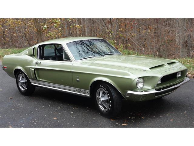 1968 Shelby GT500 | 927316