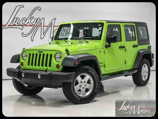 2013 Jeep Wrangler | 927336