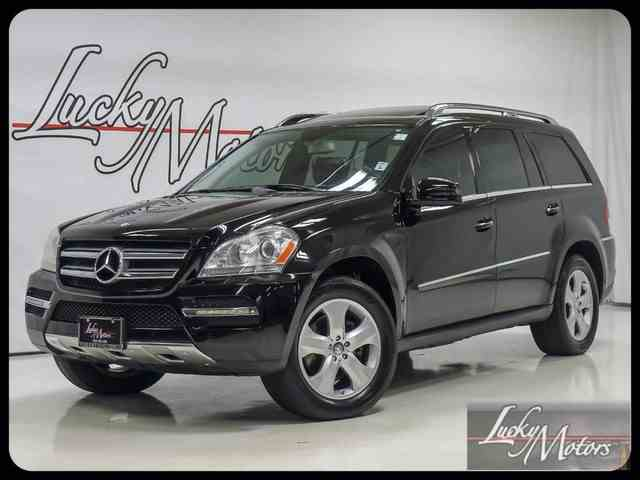 2012 Mercedes-Benz GL450 | 927337