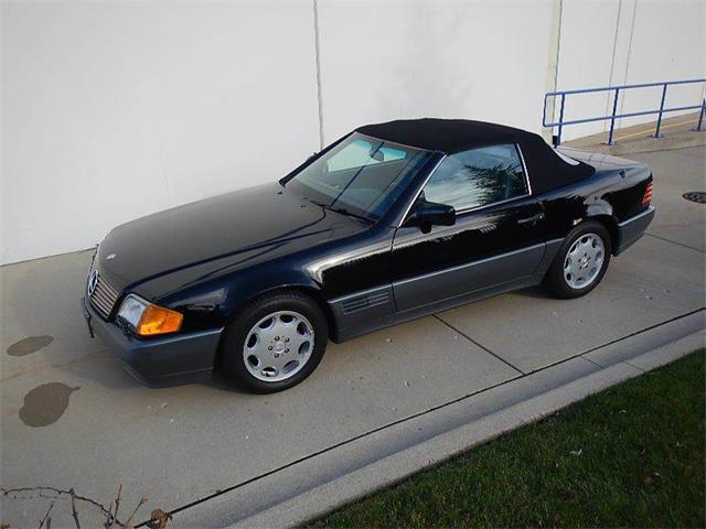 1993 Mercedes-Benz 500 | 927357