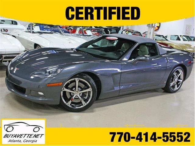 2009 Chevrolet Corvette   927358