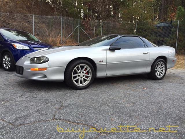 2000 Chevrolet Camaro | 927359