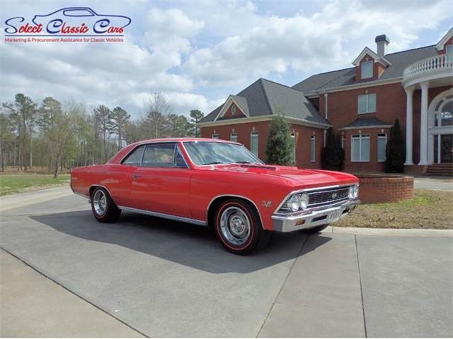 1966 Chevrolet Chevelle | 927360
