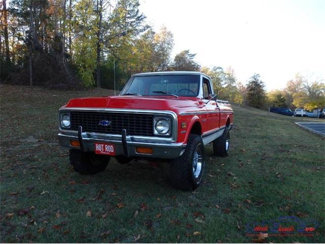 1972 Chevrolet CST 10 | 927361