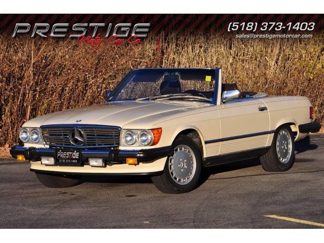1986 Mercedes-Benz 560 | 927363