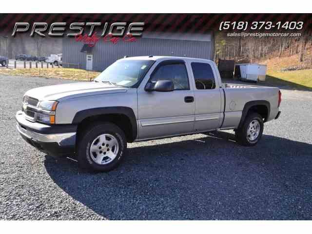 2005 Chevrolet Silverado | 927364