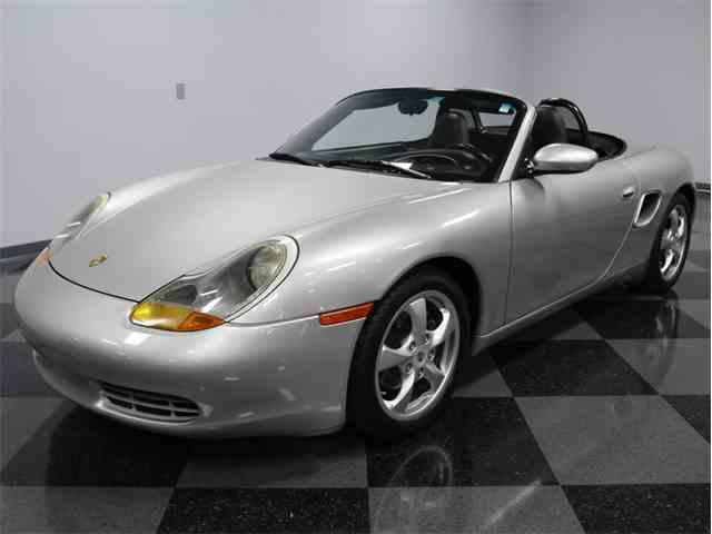 2002 Porsche Boxster | 927370