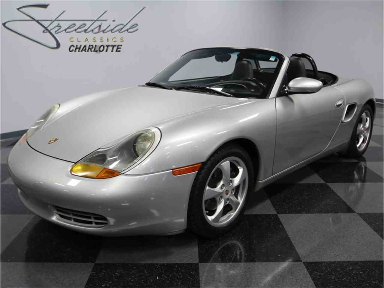Large Picture of '02 Porsche Boxster - $11,995.00 - JVKA