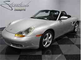 Picture of '02 Porsche Boxster - $11,995.00 Offered by Streetside Classics - Charlotte - JVKA