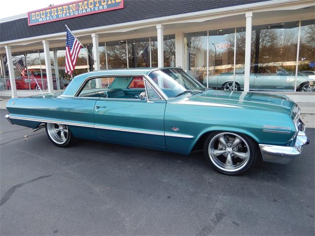 1963 Chevrolet Impala SS | 927376