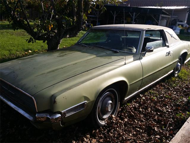 1969 Ford Thunderbird | 927384