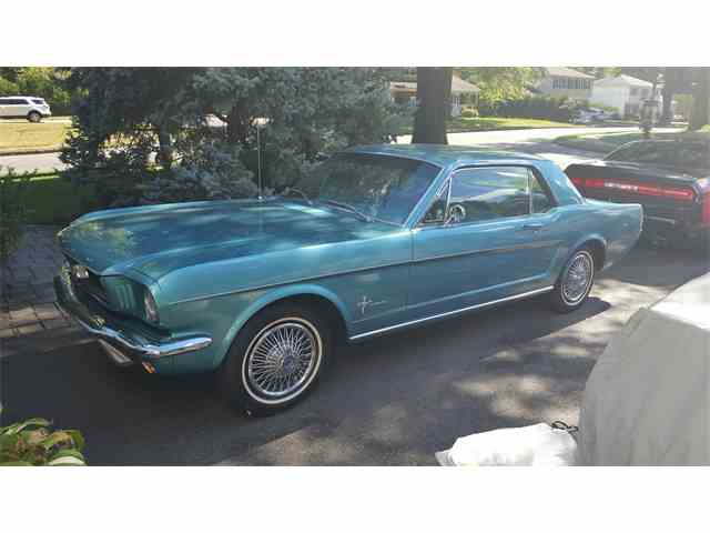 1966 Ford Mustang | 927387