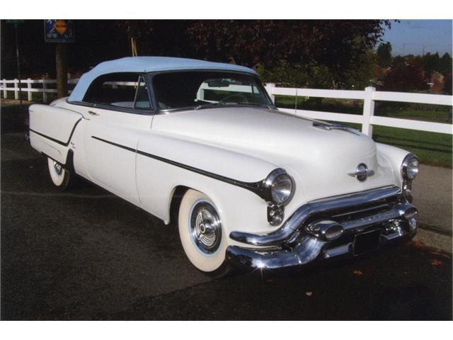 1953 Oldsmobile 98 | 927423