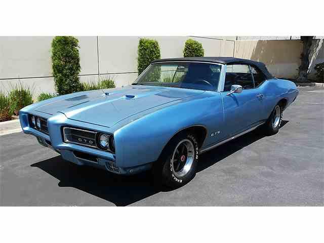 1969 Pontiac GTO | 927447