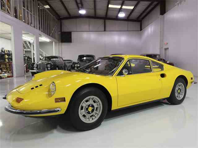 1971 Ferrari Dino | 927451