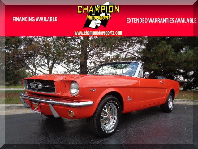 1965 Ford Mustang | 927453