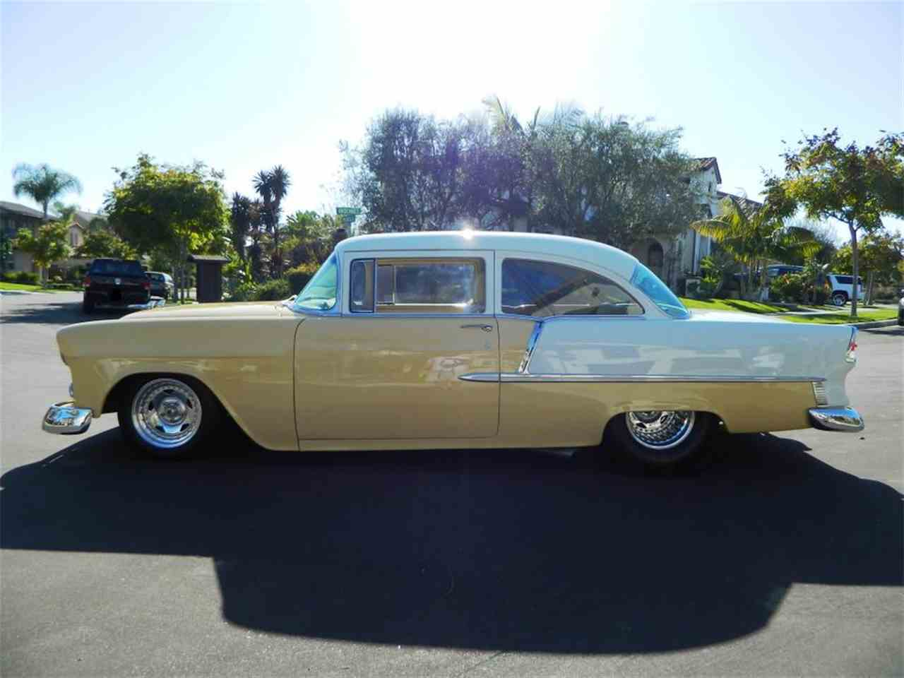 1955 Chevrolet 210 Post Pro Street for Sale - CC-927454
