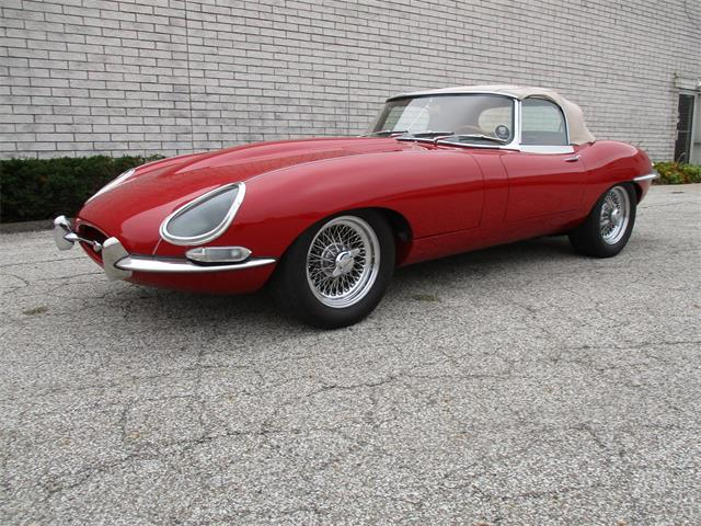 1966 Jaguar XKE Series 1 4.2 Litre | 927455