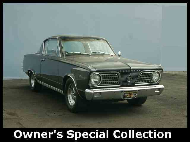 1966 Plymouth Barracuda | 927461