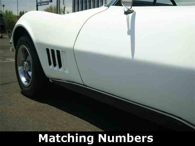 1968 Chevrolet Corvette | 927463