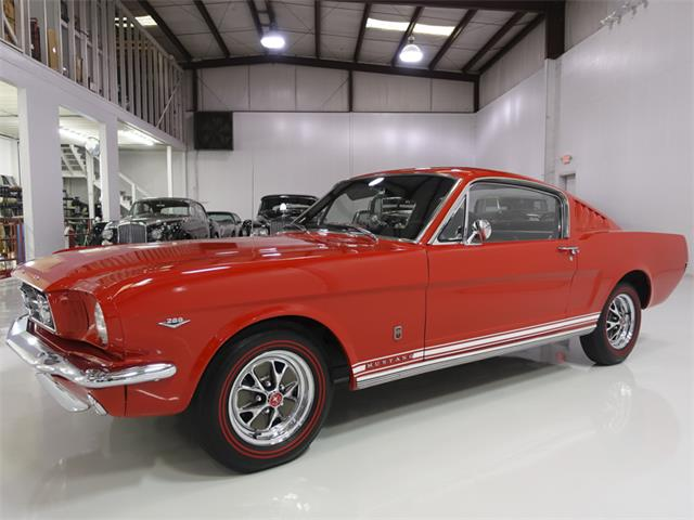 1965 Ford Mustang | 927471