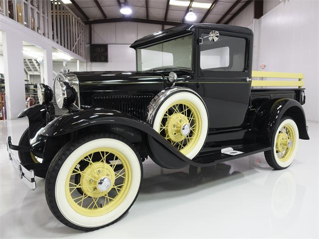 1931 Ford Model A Closed Cab Pickup | 927473