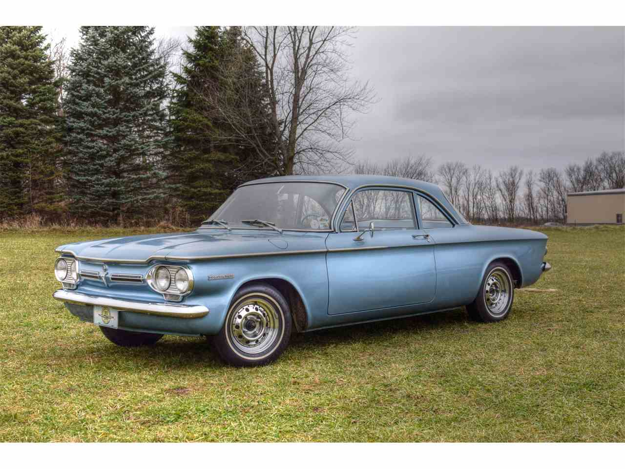 Large Picture of 1962 Chevrolet Corvair located in Minnesota Offered by Hooked On Classics - JVN9