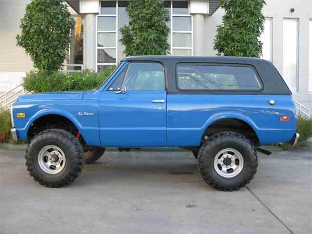 1972 Chevrolet Blazer | 927480