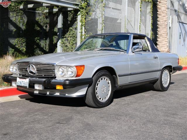 1989 Mercedes-Benz 560 | 927488