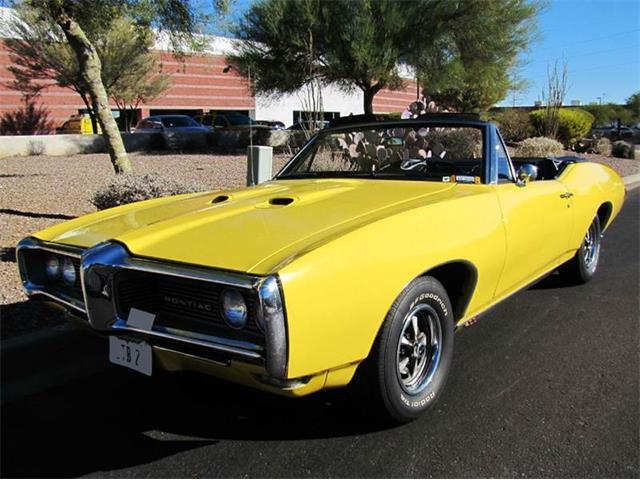 1968 Pontiac LeMans | 927492