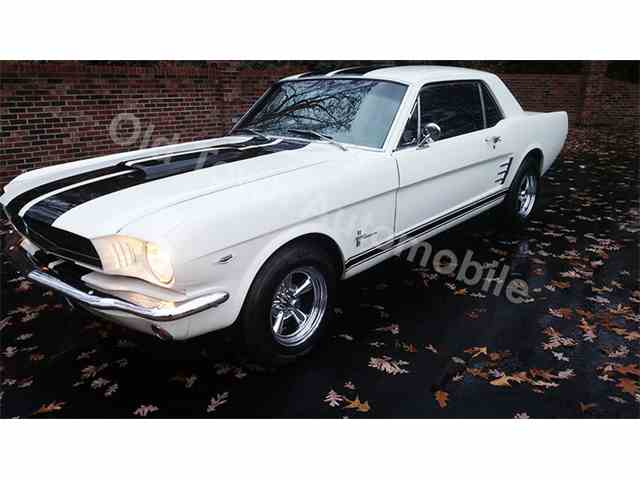 1966 Ford Mustang | 927501