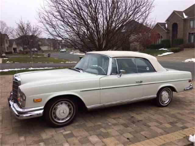 1967 Mercedes-Benz 250SE | 927504