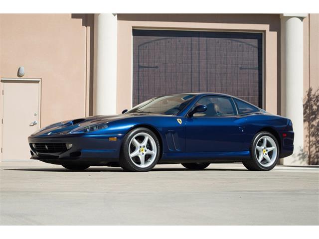 1999 Ferrari 550M | 927507
