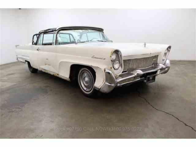 1958 Lincoln Continental | 927515