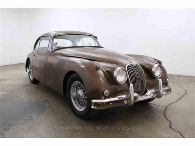 1957 Jaguar XK150 | 927516