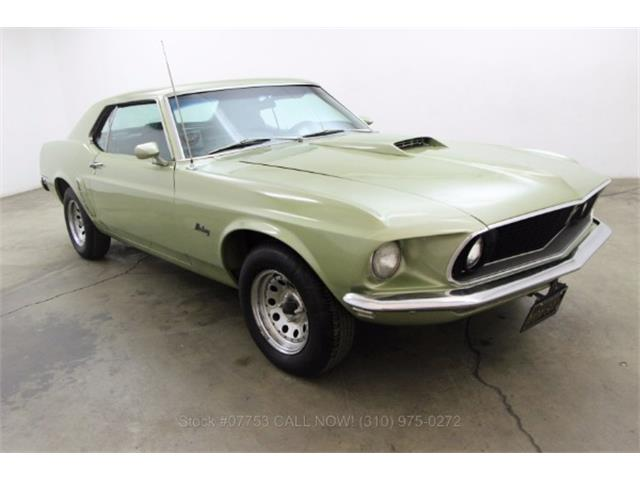 1969 Ford Mustang   927517