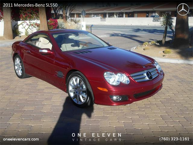 2011 Mercedes-Benz SL55 | 927520