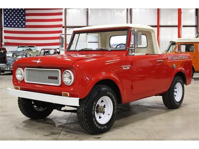 1966 International Scout | 927523
