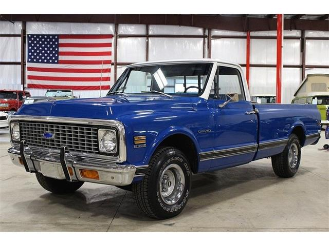 1972 Chevrolet C/K 10 | 927525