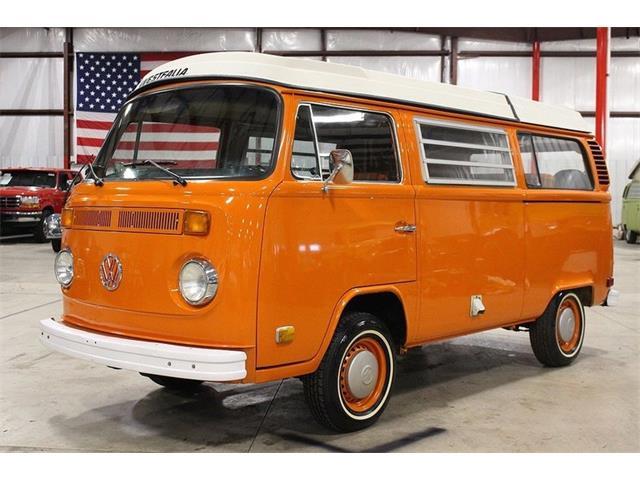 1973 Volkswagen Westfalia Camper | 927526