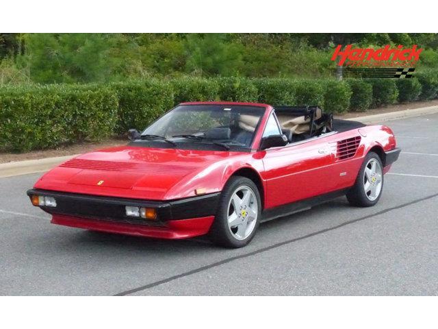 1984 Ferrari Mondial | 927527