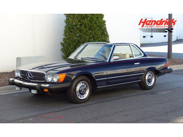 1975 Mercedes-Benz 450SL | 927528