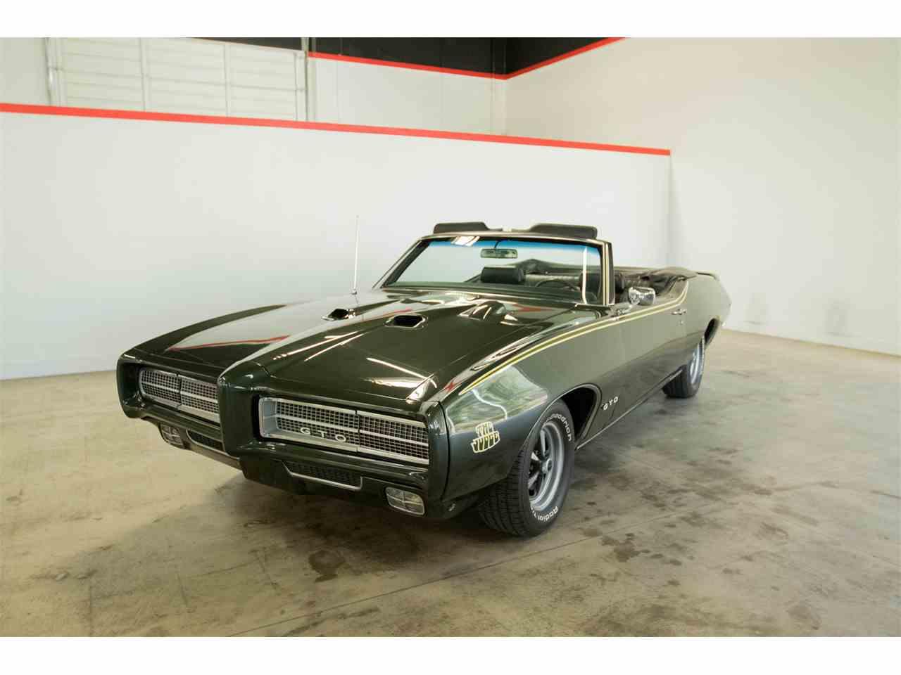 1969 Pontiac GTO for Sale - CC-927531