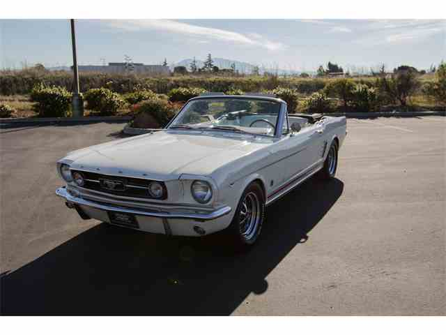 1966 Ford Mustang | 927532